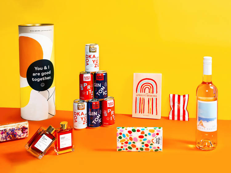 Send a gift hamper to a friend (or yourself!)