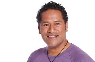 Come Dance and Sing host Jay Laga'aia