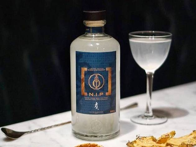 001 bottled cocktail