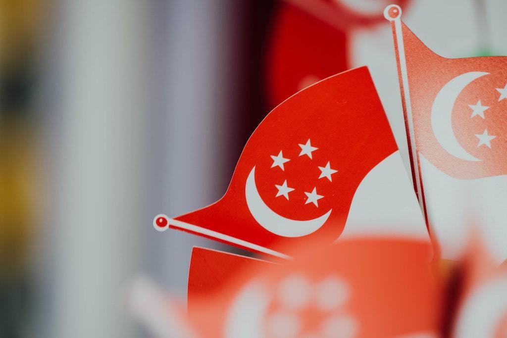 Singapore, flag