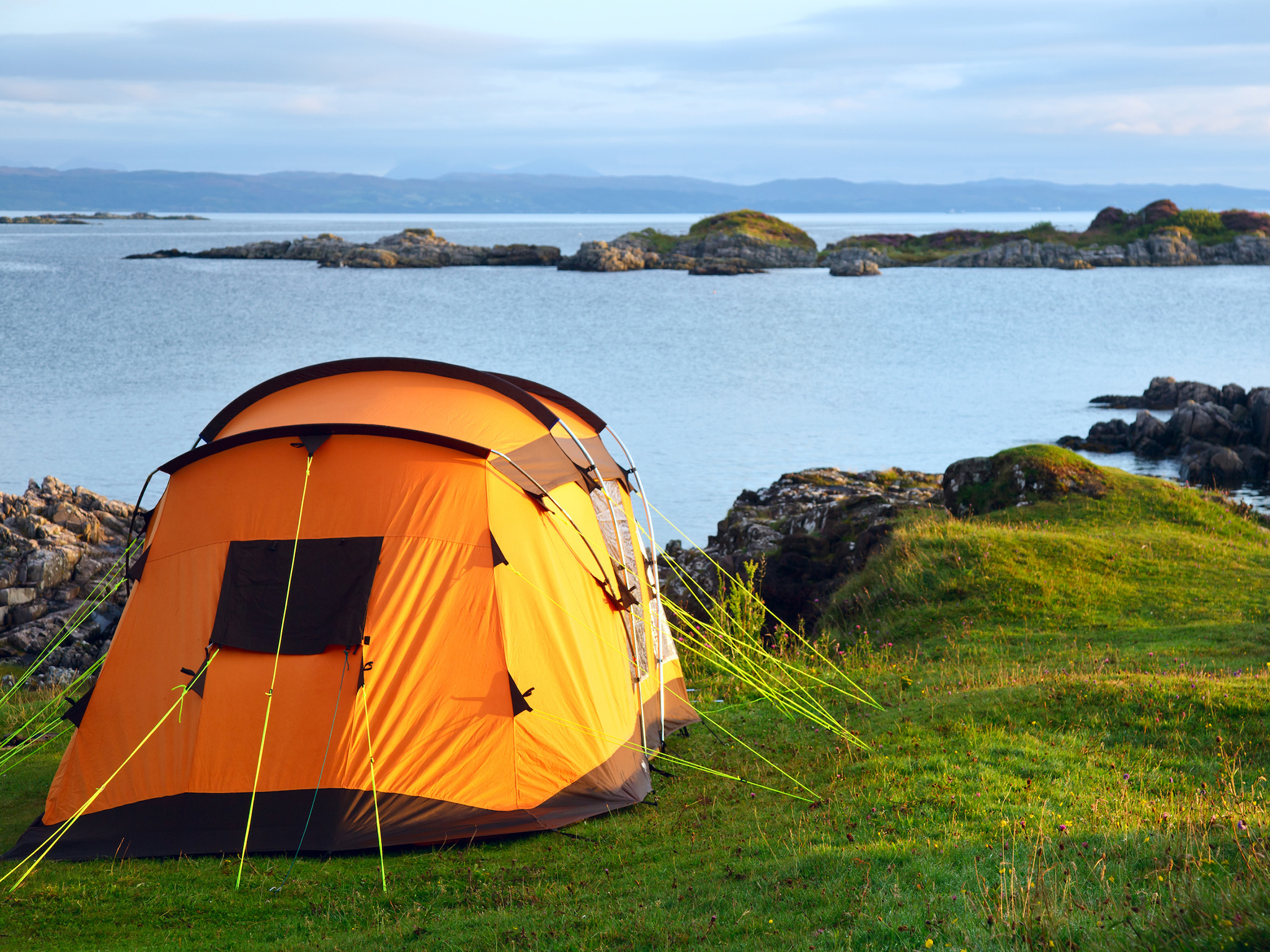 Hit the road! Seven camping spots to visit in the UK this summer