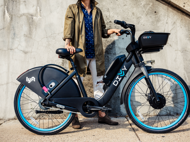 Here's how you can ride a Divvy E-bike