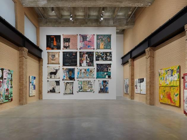 Jean-Michel Basquiat The Brant Foundation