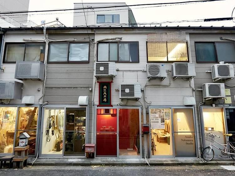 横浜で行くべき10のアートスポット