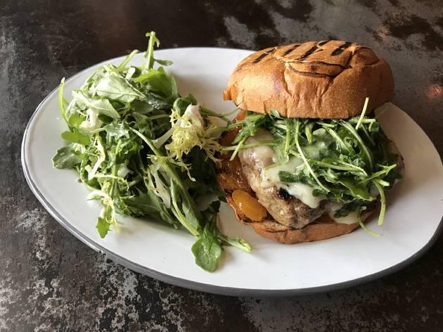 The Tripel burger
