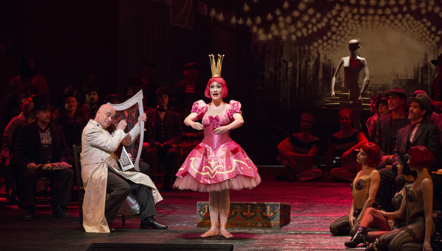 The Met is streaming whole operas every night