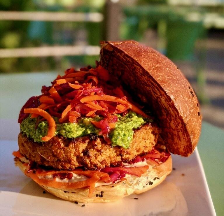 Meet the Market's tastiest new option: Nu Burger