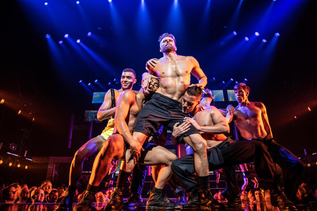 25 great photos of Broadway Bares