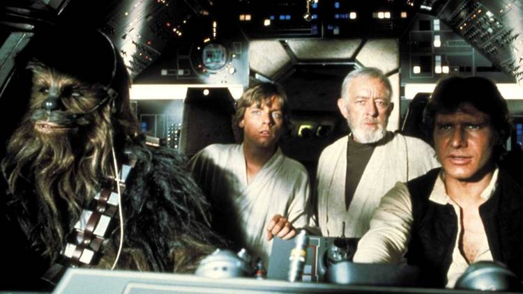 Star Wars: Episode 4 – A New Hope