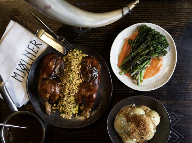 You can now get a Viking feast from Mjolner delivered to your house