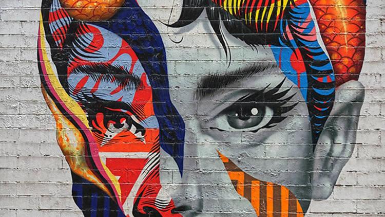 Cultura Inquieta Urban Fest. Graffiti Little Italy