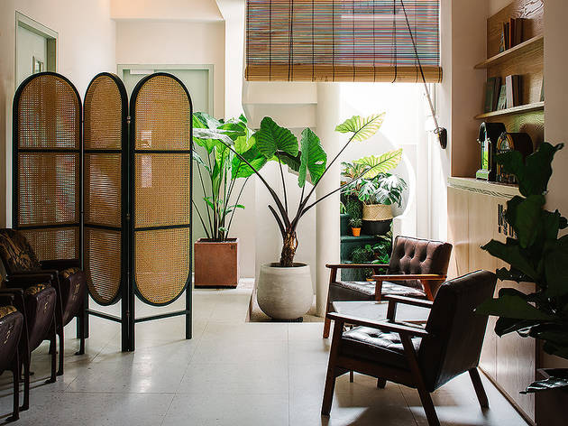 The best photogenic hotels in Singapore