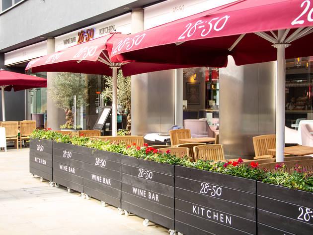 28°- 50° Wine Bar & Kitchen