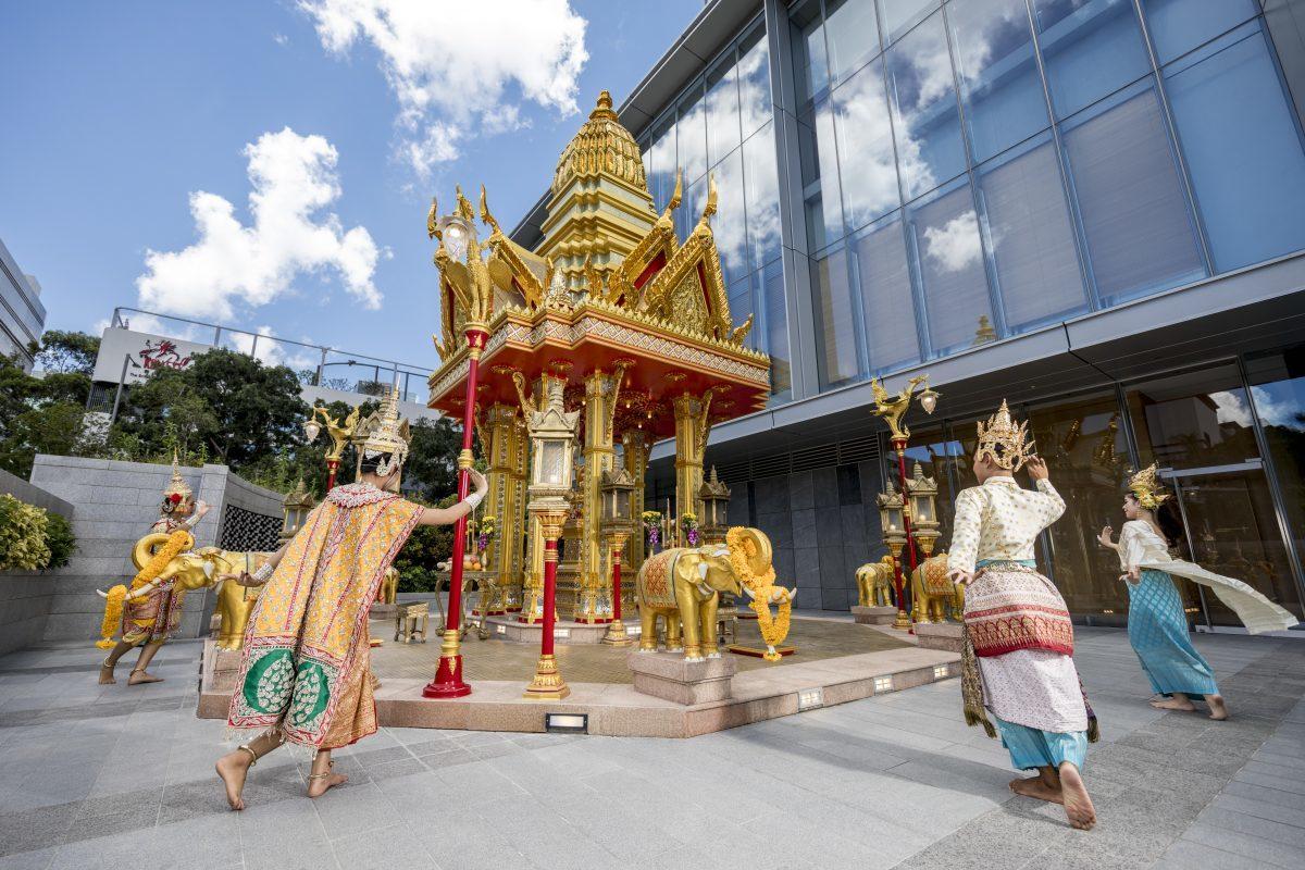 Hong Kong Brahma Shrine