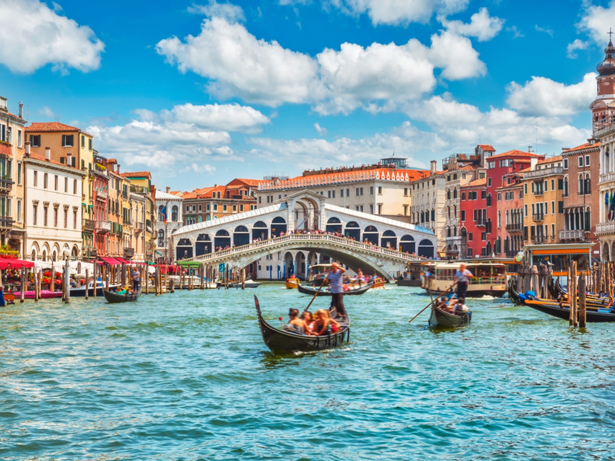 Venice is bringing in turnstiles and entry fees to control tourism