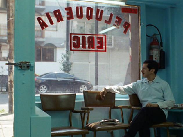 Escena de la película El peluquero romántico