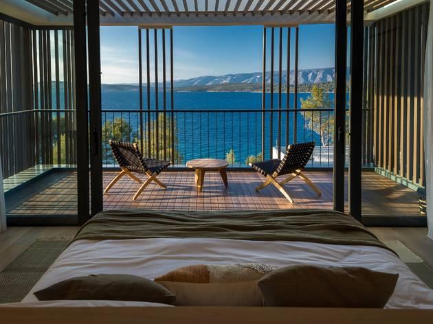 A new luxury wellness resort has opened its doors on Hvar