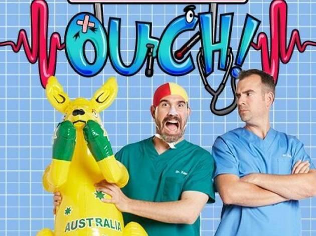 Operación ¡Ouch!: Temporada 1