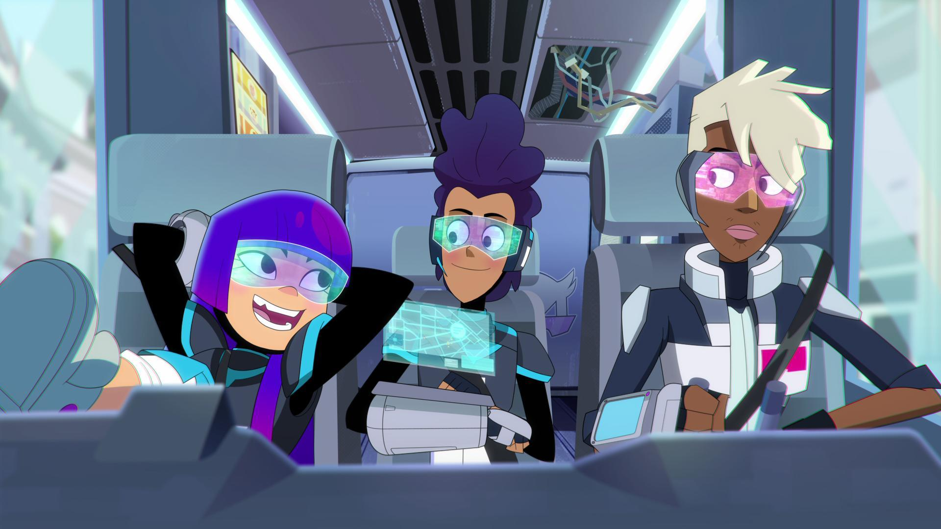 Glitch Techs: Temporada 2