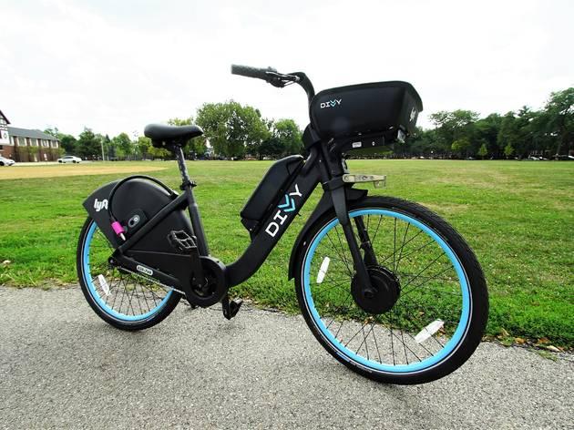 divvy e-bike