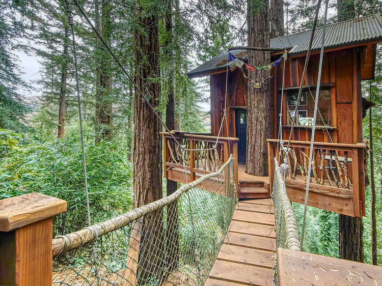 The 8 most amazing treehouse rentals worth driving to from L.A.