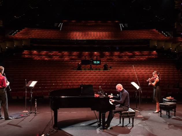 New Australian Classical at the Sydney Opera House