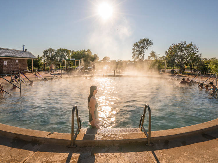 The best hot springs to visit in NSW