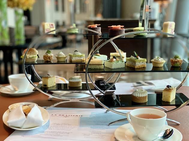 La Brasserie Afternoon Tea
