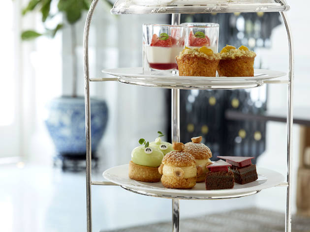 The best tea rooms in Singapore for afternoon tea