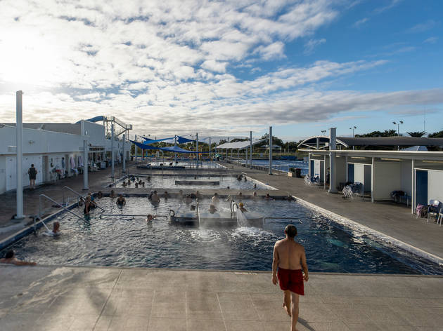 Moree Hot Spring Artesian Baths