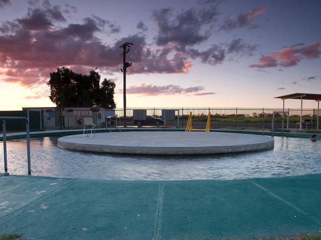 Burren Junction Bore Baths