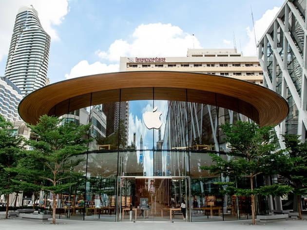 In pictures: เปิดประตูดู Apple Store Central World ก่อนเปิดให้บริการ 31 ก.ค. นี้