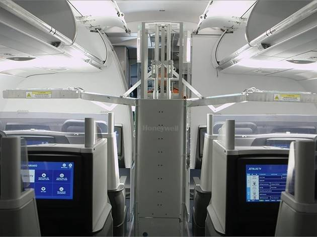 Honeywell UV Cabin System