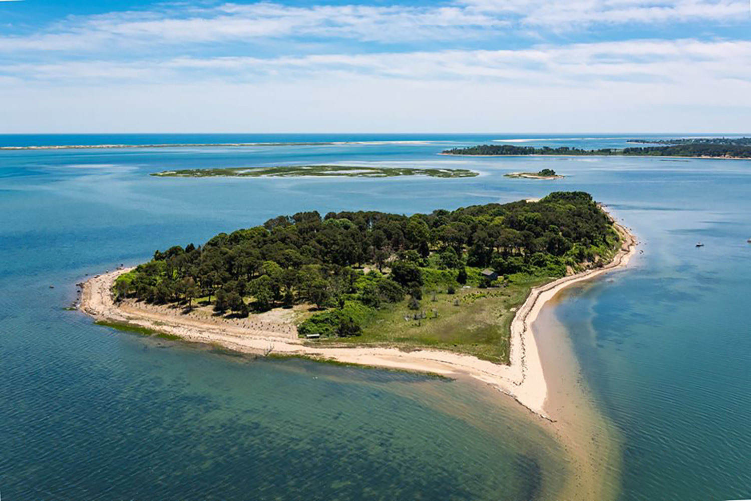You can visit this private island off the coast of Cape Cod for the first time in 300 years