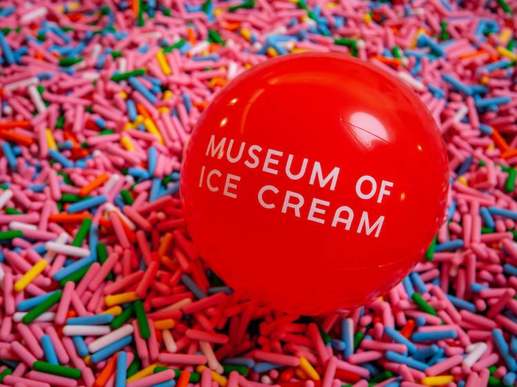 Museum of Ice Cream's virtual classes