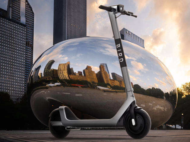 Chicago's second e-scooter pilot program has its vendors and a launch date