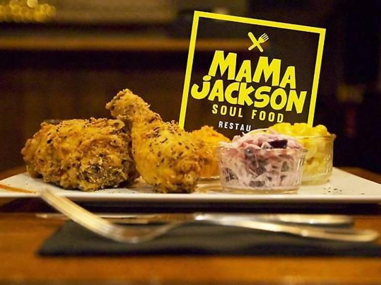 Afro-américain : Mama Jackson Soul Food