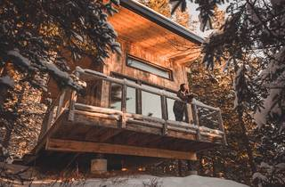 AirBnb: Cabin in the Woods