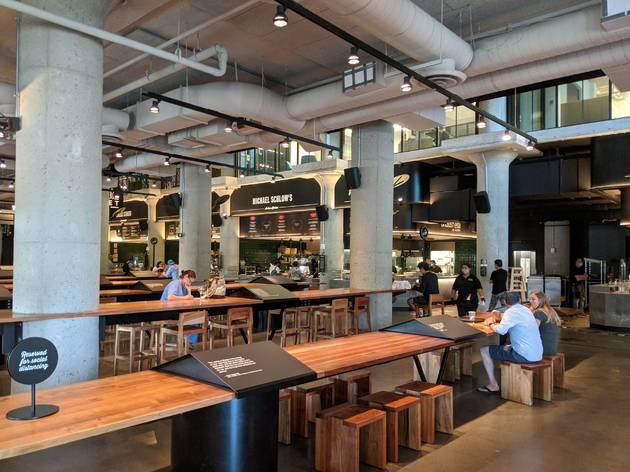 Time Out Market Boston interior