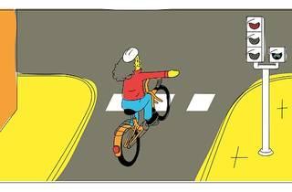 Bicicletas en Madrid