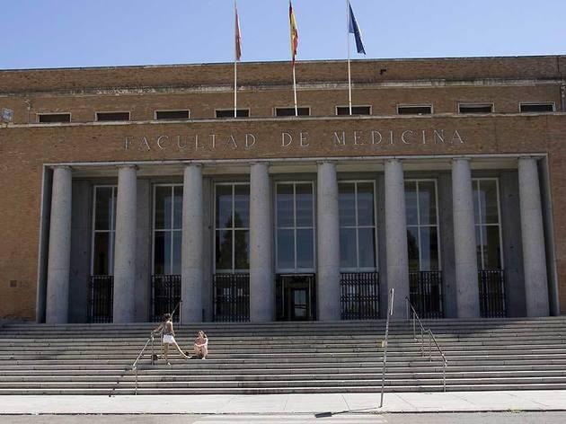Facultad Medicina UCM Madrid