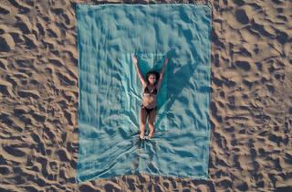 Toalha de praia xxl