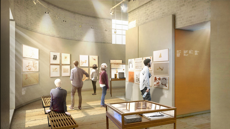 ロンドンに世界最大のイラストレーション展示施設が誕生