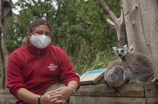 Photograph: Courtesy of ZSL London Zoo