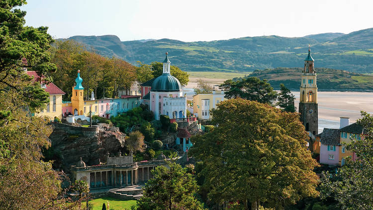 The ultimate guide to Portmeirion
