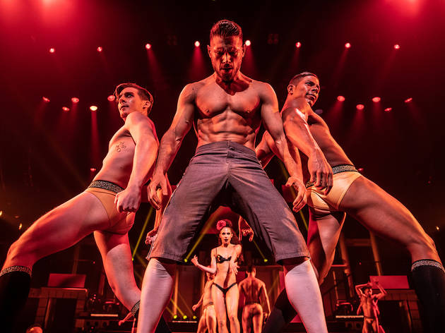Broadway Bares: How to stream Broadway's burlesque extravaganza