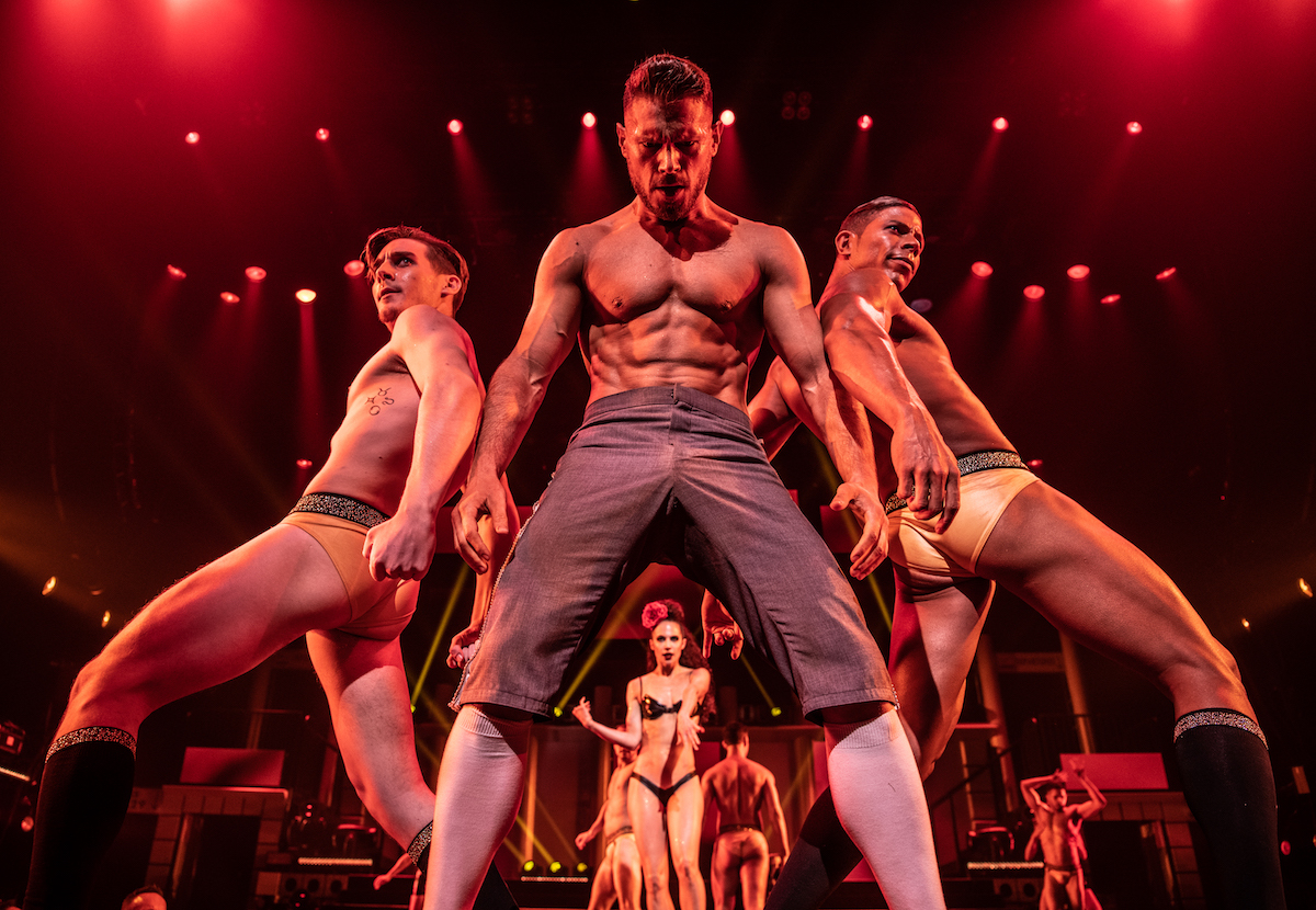 Broadway Bares: How to stream Broadway's burlesque extravaganza