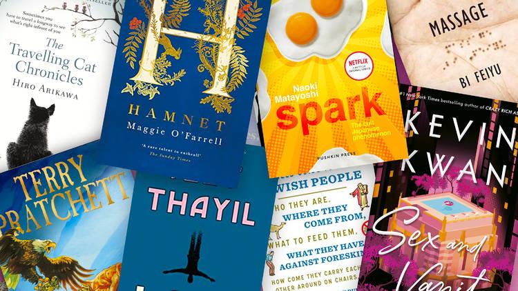 Books to escape the city