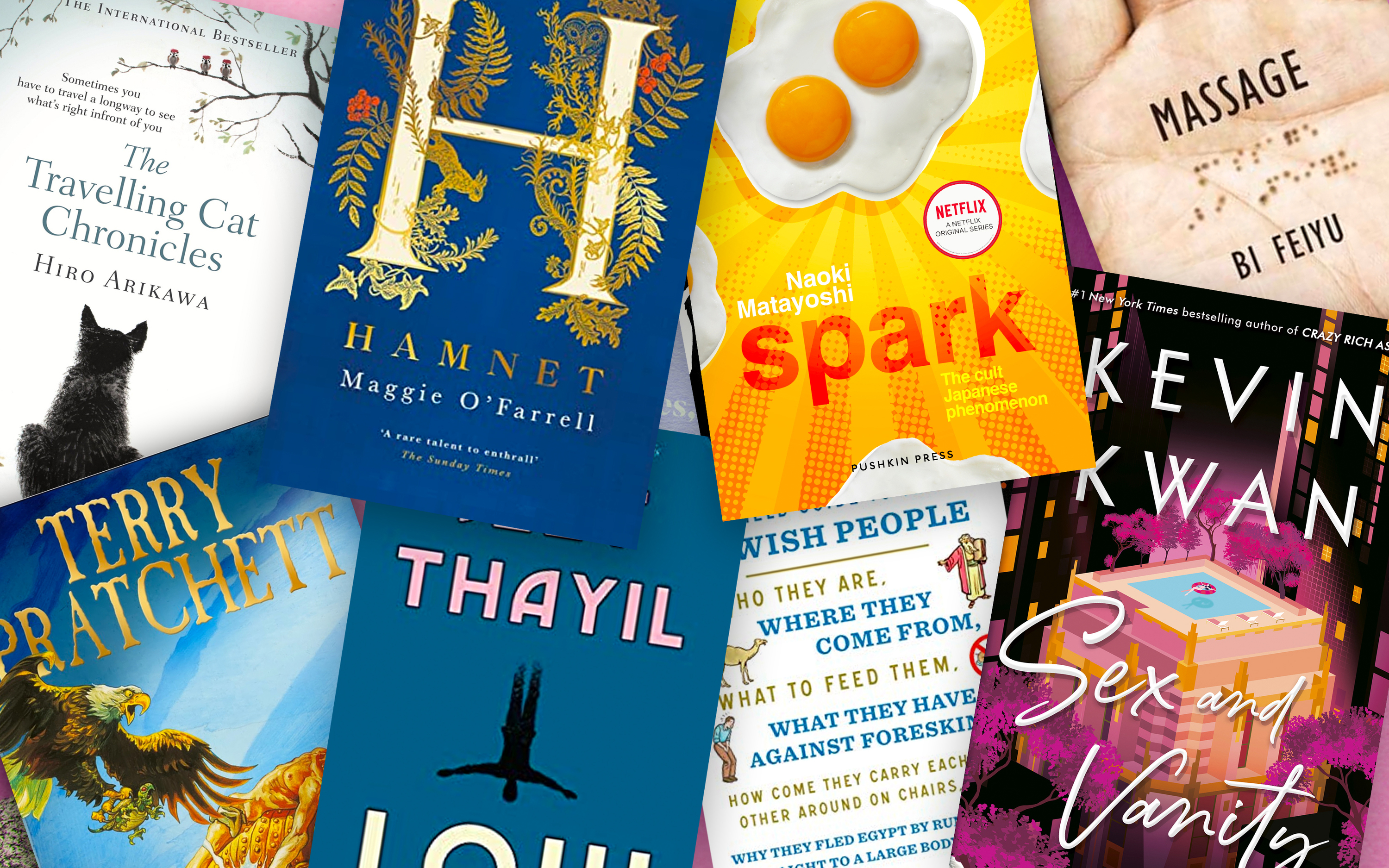 10 books to read to help you escape reality