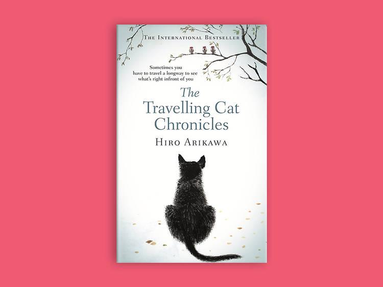 The Travelling Cat Chronicles by Hiro Arikawa (2017)